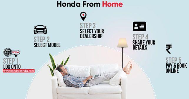 Honda Car India Online Bookings