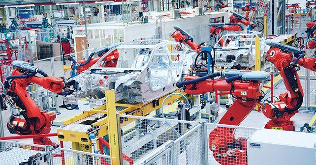 Jaguar Manufacturing
