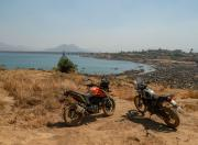 ktm390adventure royalenfieldhimalayan rear static m