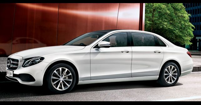 Mercedes Benz E350d Launched