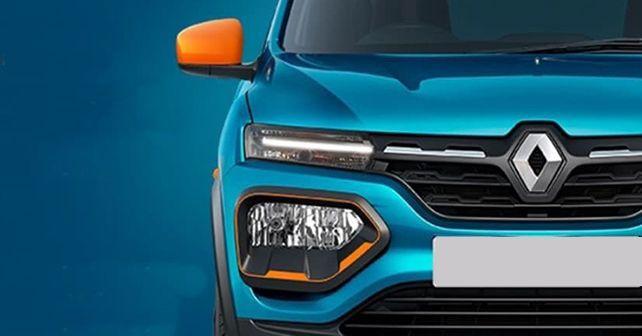 Renault Kwid Facelift Teaser
