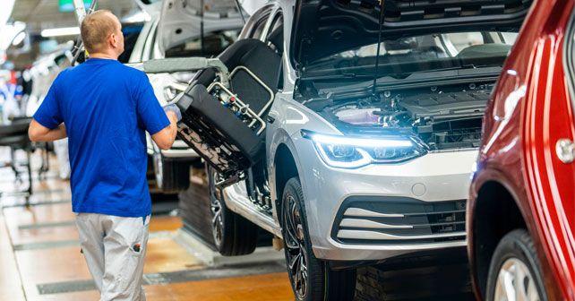Volkswagen Wolfsburg Factory