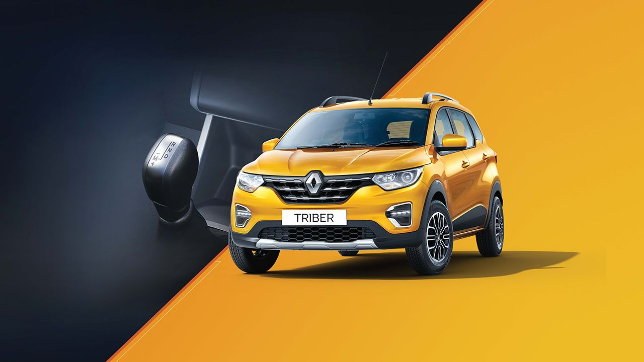 2020 Renault Triber Easy R AMT Launched India