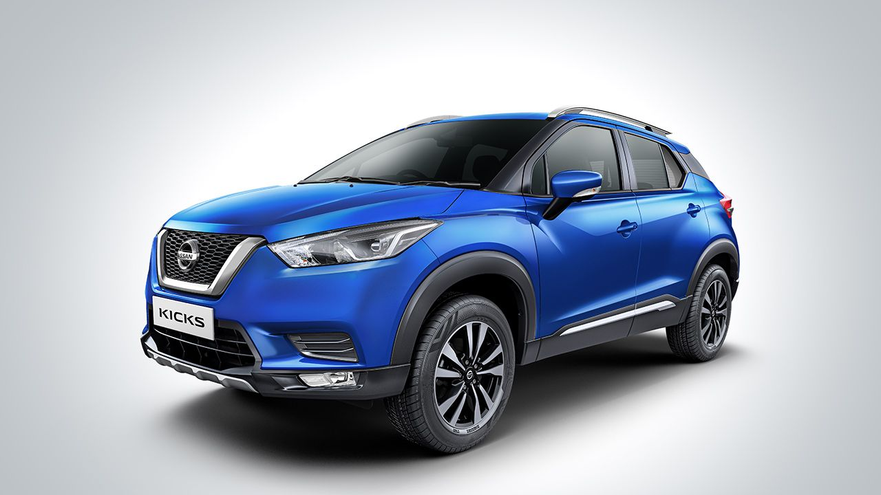 2020 Nissan Kicks Bs6 India Launched