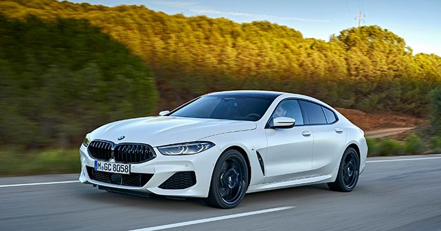 BMW 8 Series Gran Coupe Launched In India