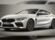 BMW M8 Exterior Image 4