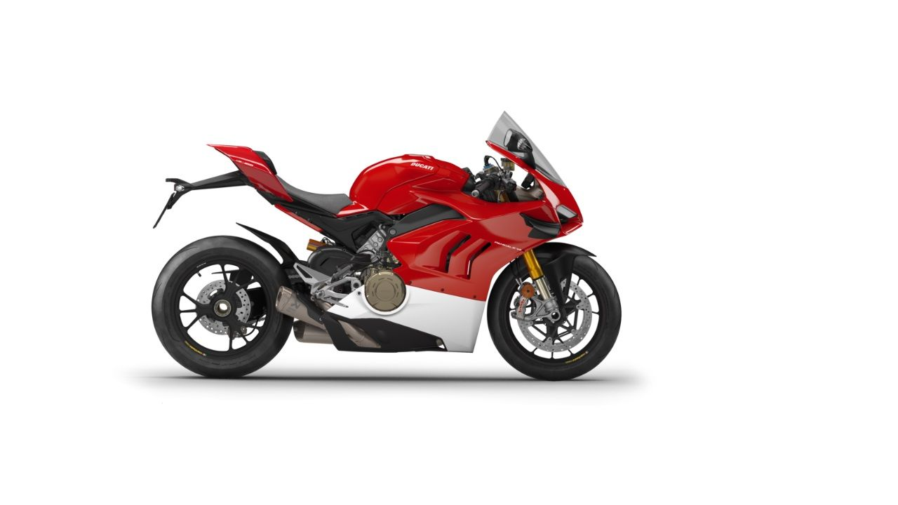 Ducati Panigale V4 Racing Accessories