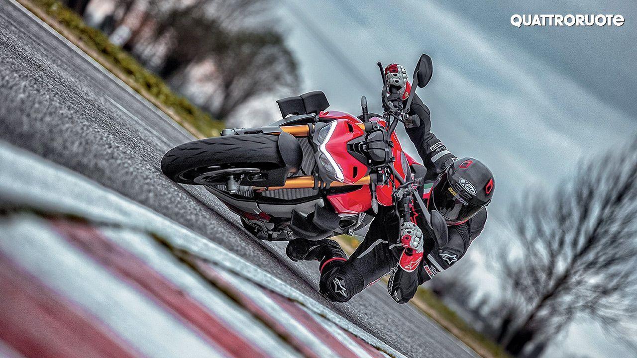 Ducati Streetfighter V4 S Motion