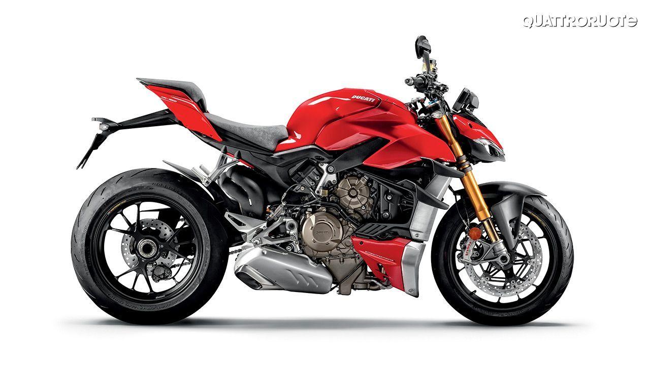 Ducati Streetfighter V4 S Static
