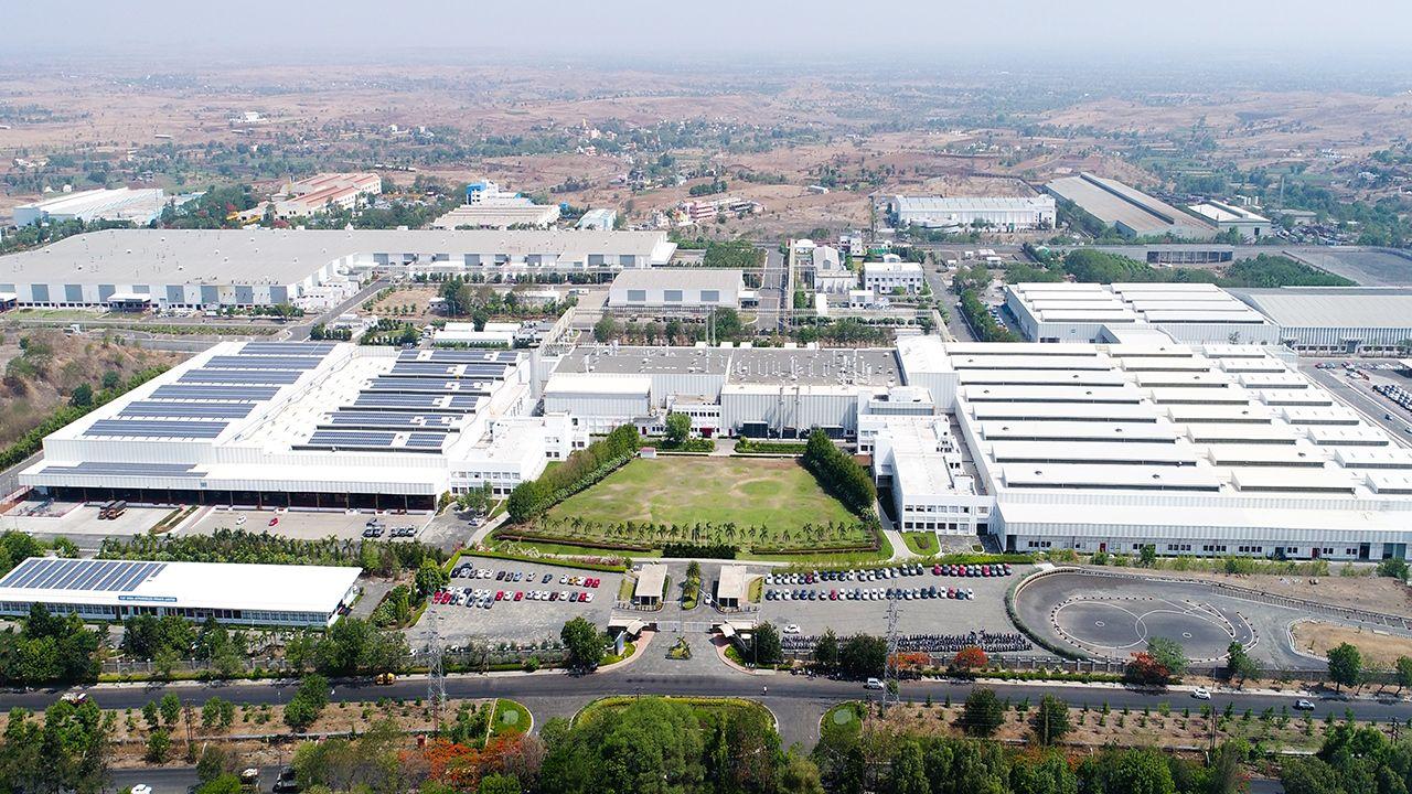 FCA TML Factory Ranjangaon Pune