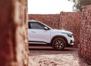 Hyundai Creta Half Side View Static