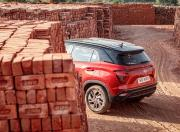 Hyundai Creta Rear Quarter Static