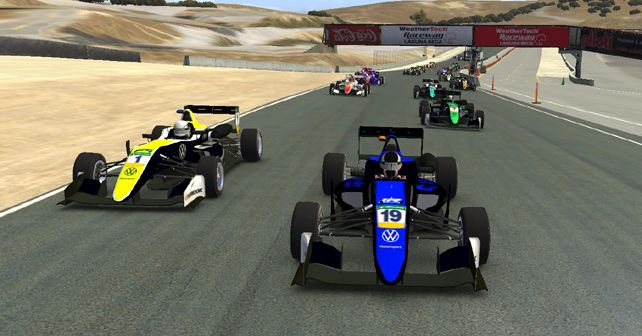 IR eSports Indian Sim Racing League Season