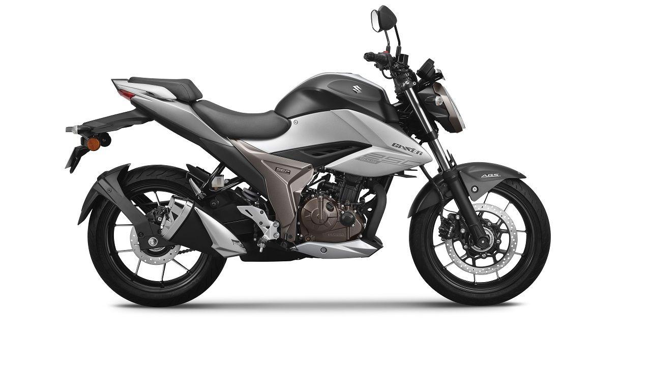 Image BS6 Suzuki Gixxer 250