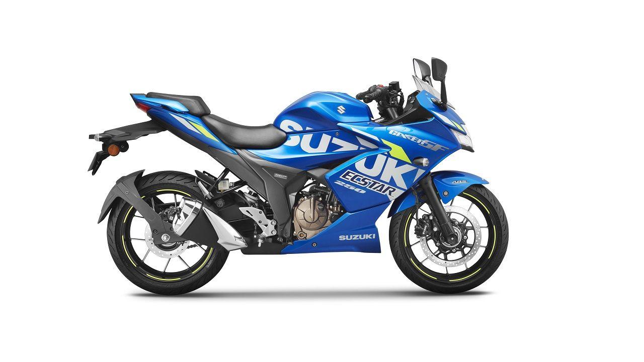 Image BS6 Suzuki Gixxer SF 250