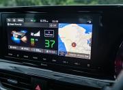 Kia Seltos Infotainment Touchscreen