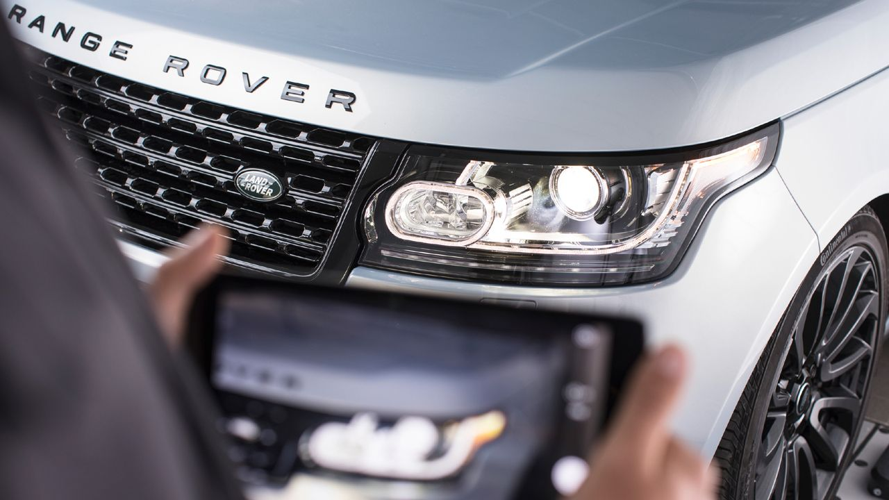Jaguar Land Rover's online sales & service portals updated