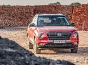 New Hyundai Creta front static