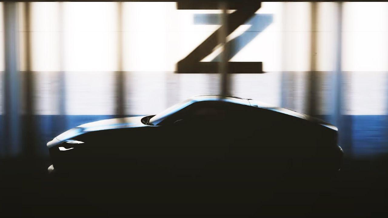 Nissan 370Z Successor Officially Teased