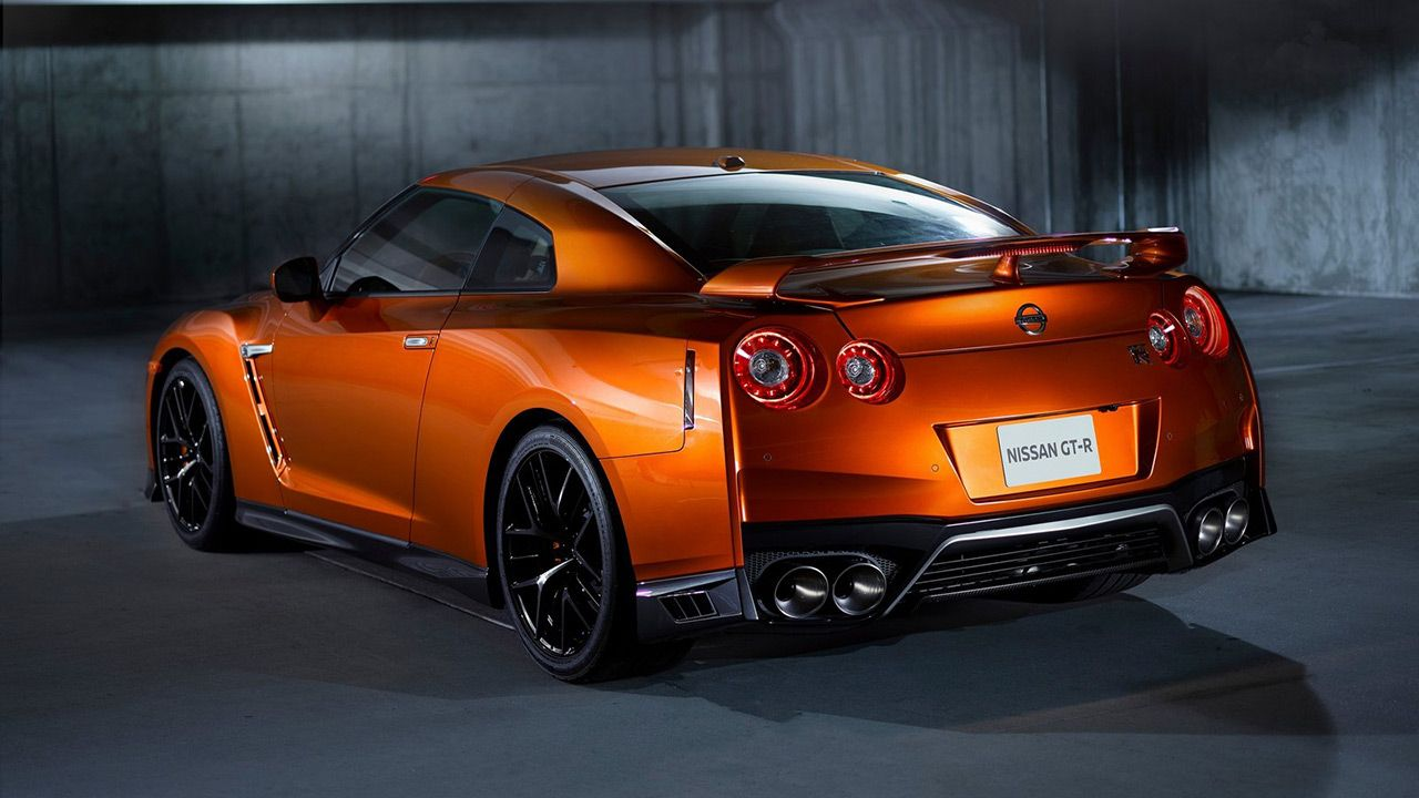 Nissan GT R India