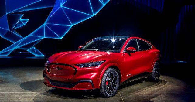 Ford Mustang Mach E Ota Updates