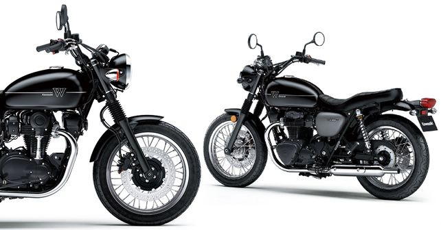 Kawasaki W800 Price Updated