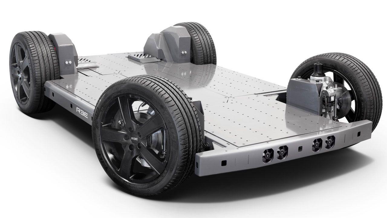 Ree Automotive EV Chassis