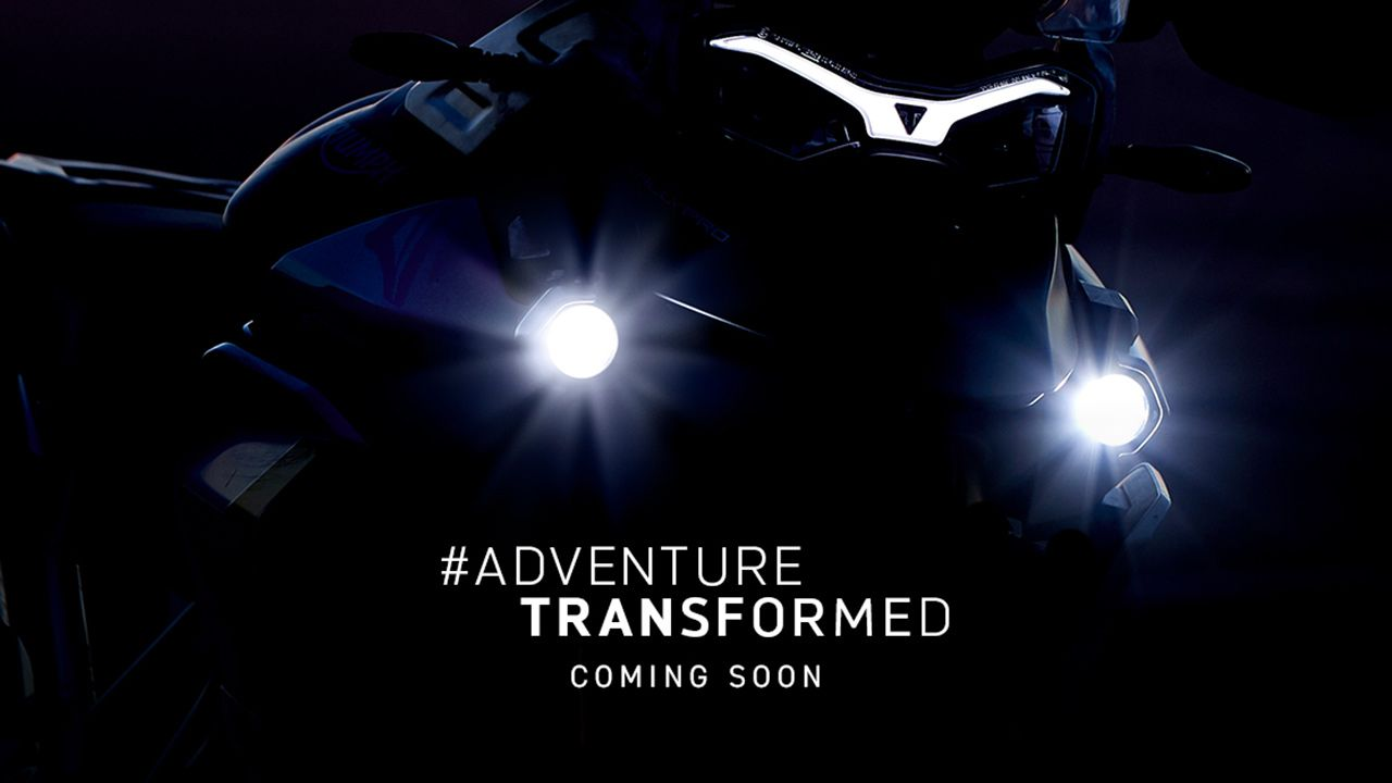 Triumph Tiger 900 India Launch Teaser