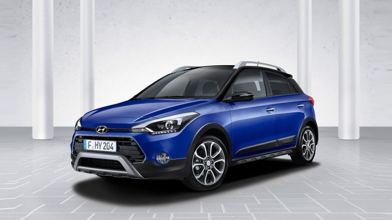 2018 Hyundai I20 Active Facelift