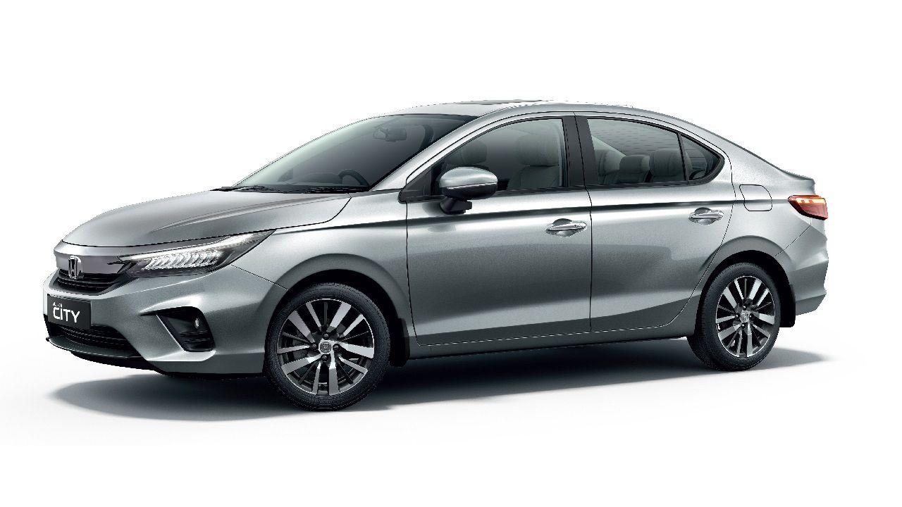 2020 Honda City India