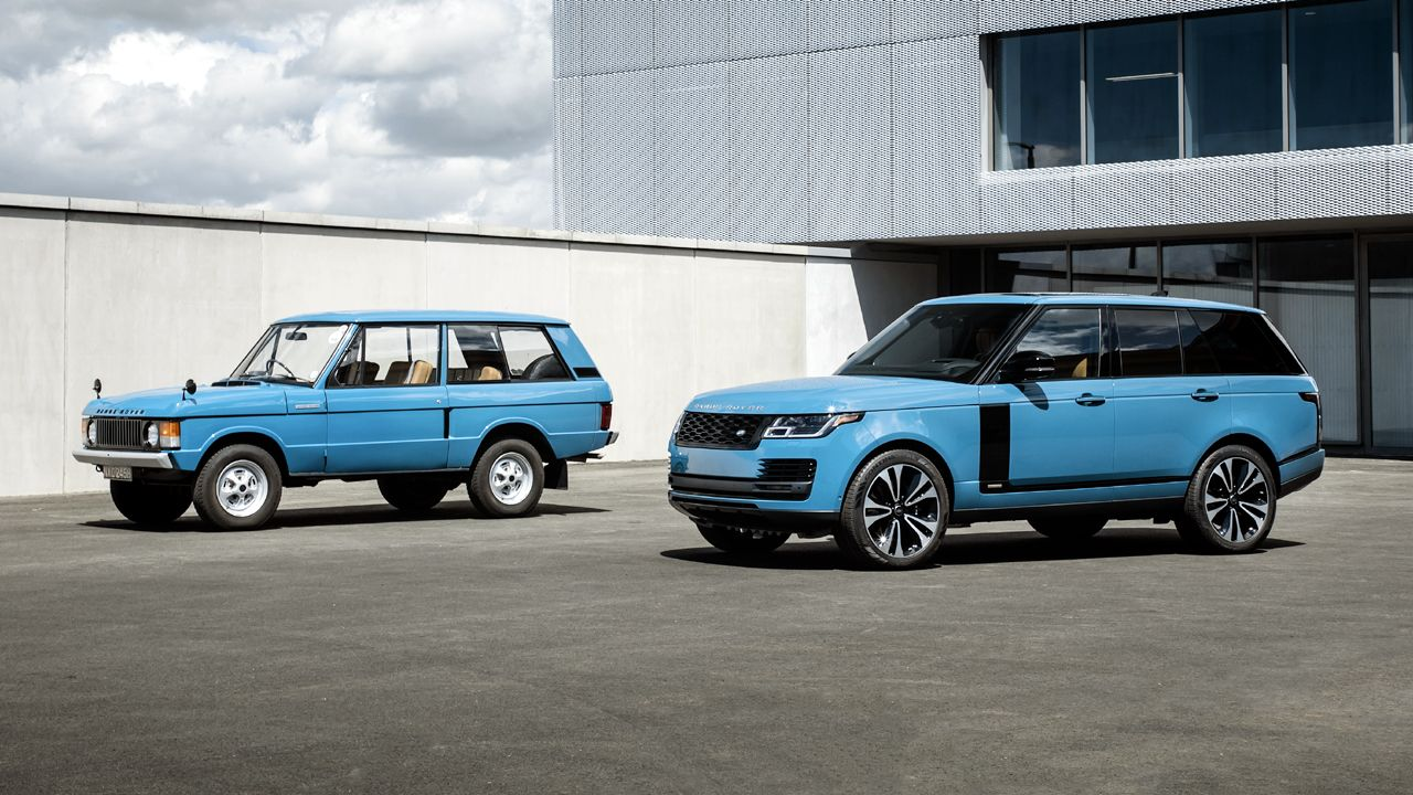 2020 Land Rover Fifty Limited Edition