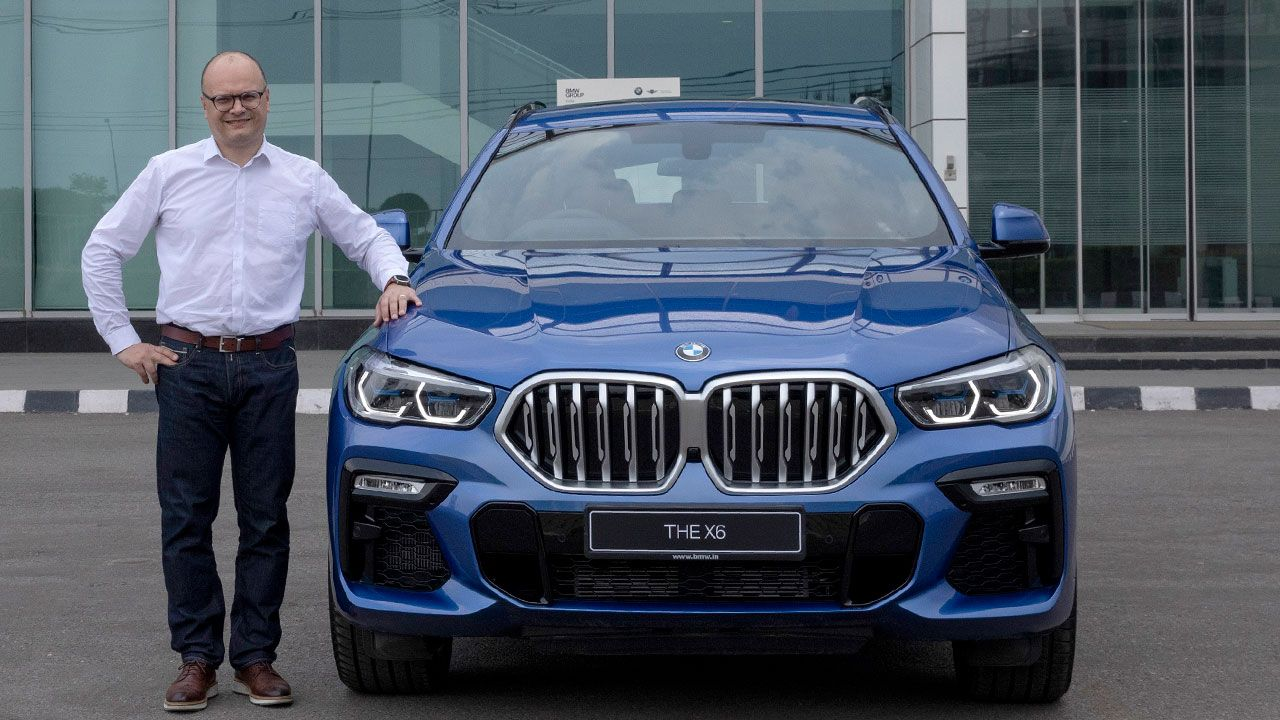 2020 Bmw X6 India Launch