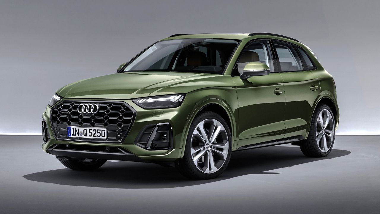 2021 audi q5 breaks cover  autox