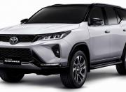 2021 Toyota Fortuner Facelift Legender2