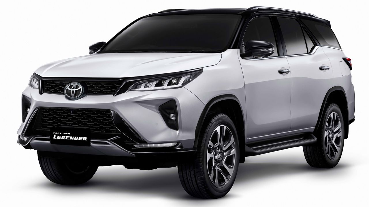 2021 Toyota Fortuner facelift details revealed; Legender variant also coming to India - autoX