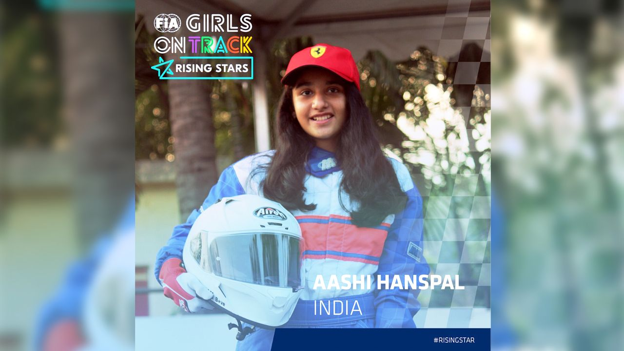 Aashi Hanspal
