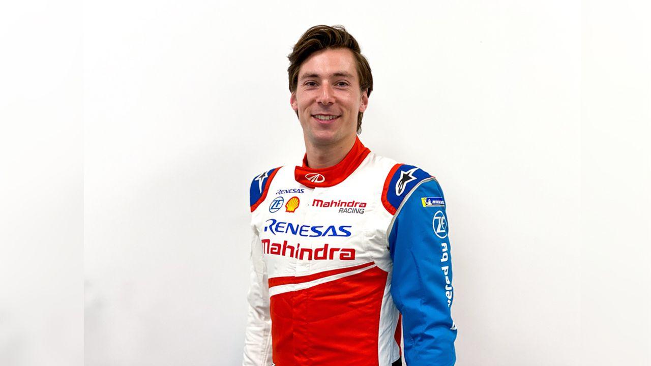 Alex Lynn Joins Mahindra Racing Fro 2019 20 Formula E Season