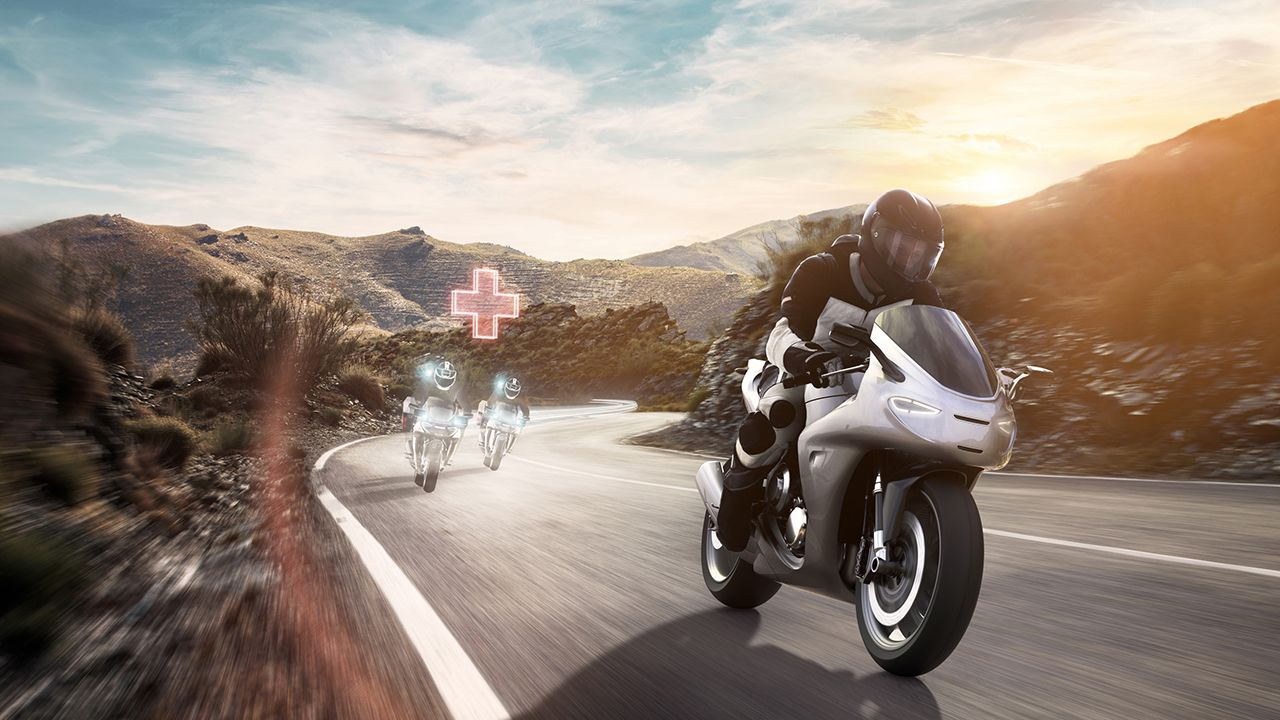 Bosch Help Connect SOS Tech For Motorcycles