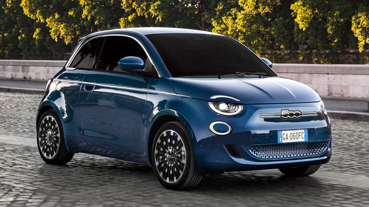 Fiat 500 La Prima Electric Hatchback