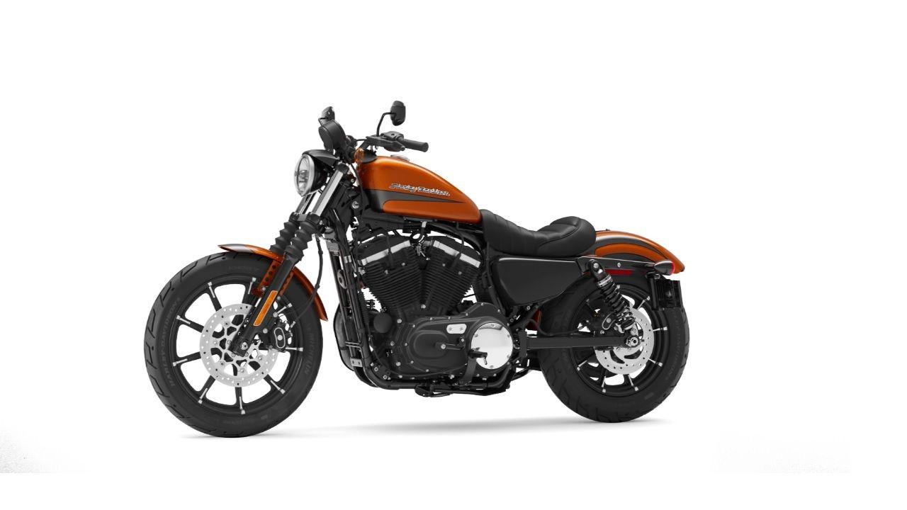 Harley Davidson Iron 883 Bs6
