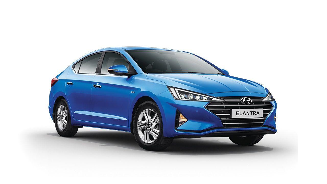 Hyundai Elantra BS6 Diesel