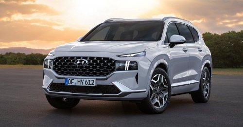 Hyundai Santa Fe Price In India Launch Date Autox