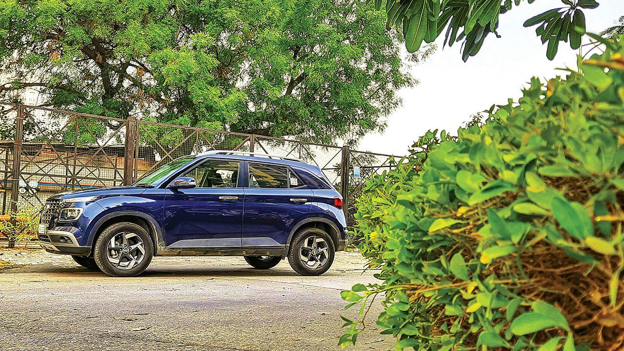 Hyundai Venue Long Term