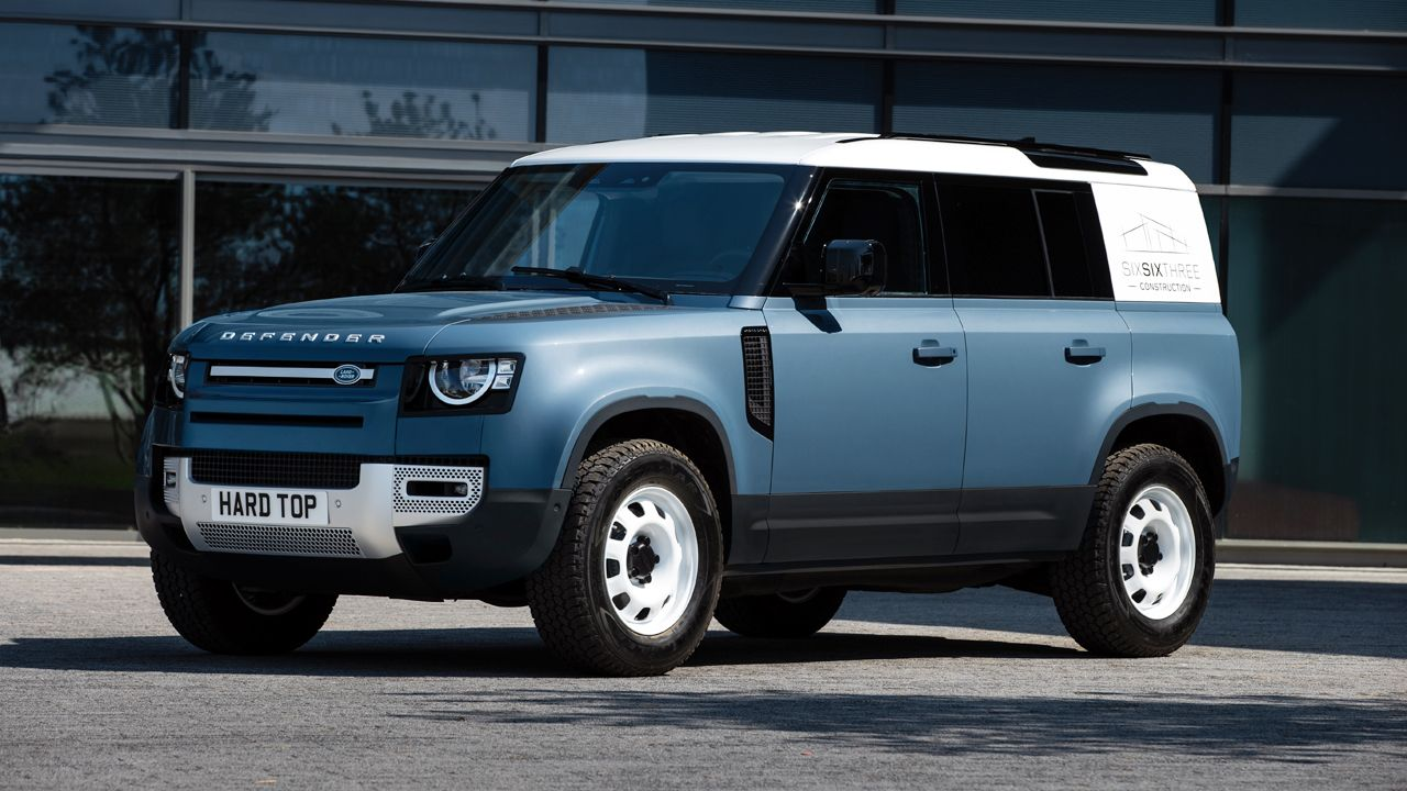 2020 LR Defender Hard Top CV
