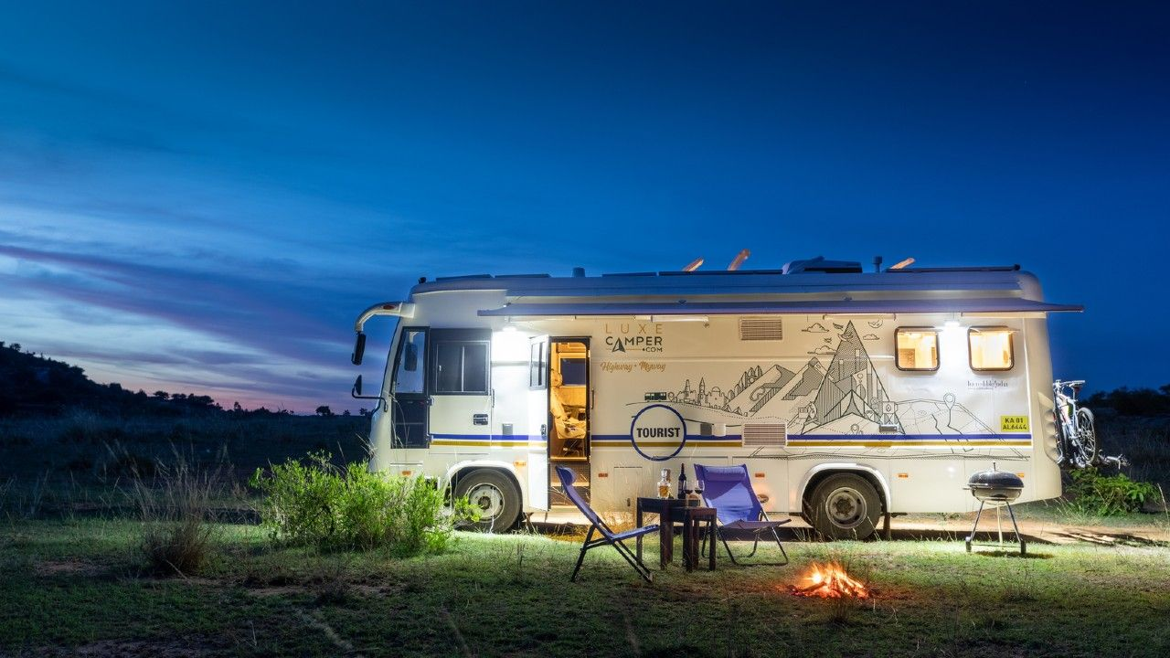 LuxeCamper India Motorhome Launched