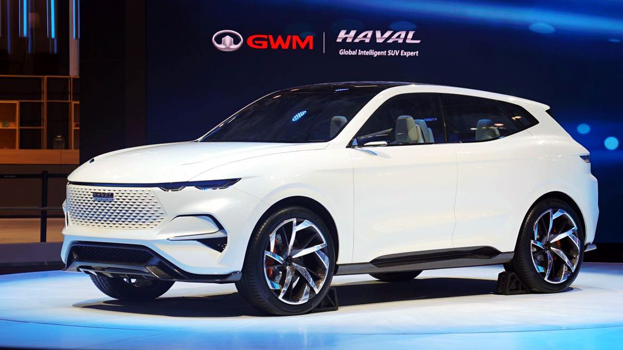 Great Wall Motor and Haval at the 2020 Auto Expo