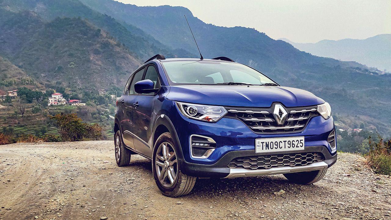 Renault Triber Long Term