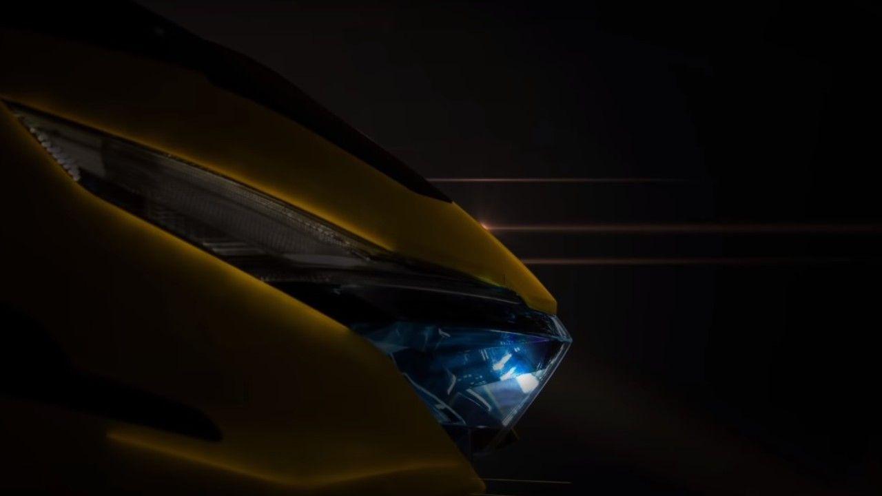 Bs6 Honda Grazia Teaser Image