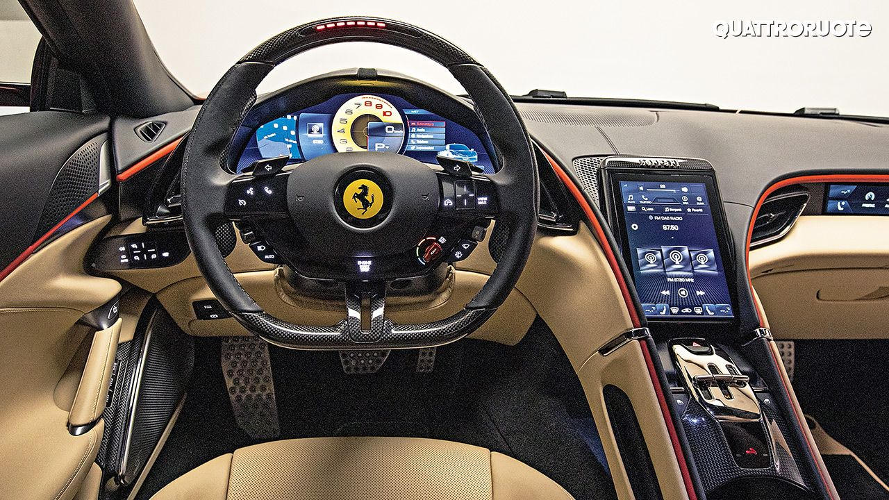 Ferrari Roma First Look Autox