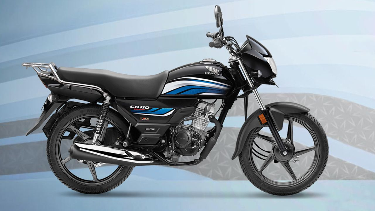 Honda Cd 110 Dream Bs6 India Launched